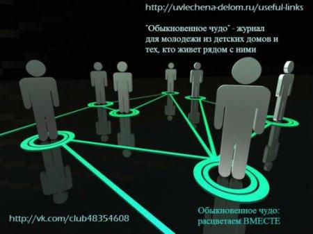 Интернет для развития личности
