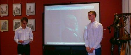 Литературная встреча: о польских поэтах, писателях