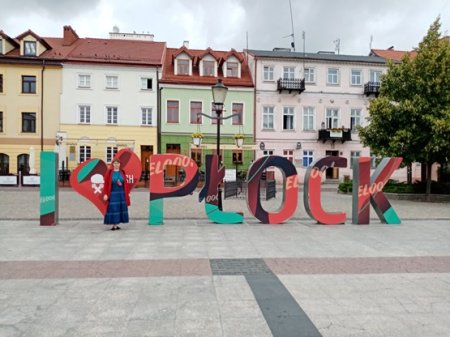 Привет из Польши!